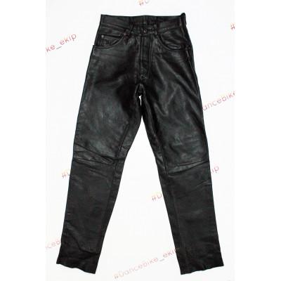 Мотобрюки кожаные женские Gipsy размер 44