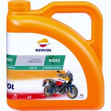 Мото масло RP MOTO SINTETICO 4T 10W40 4 литра